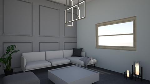 nazan - Modern - Living room - by NAZAN AYHAN