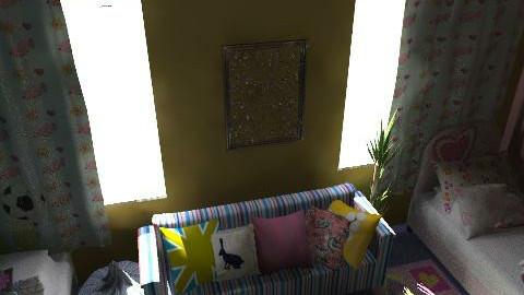 b2 - Classic - Bedroom  - by katia91