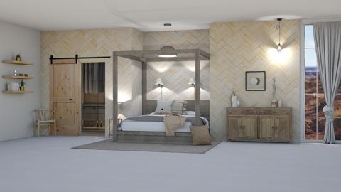 Elowen - Bedroom  - by TropicalWeed