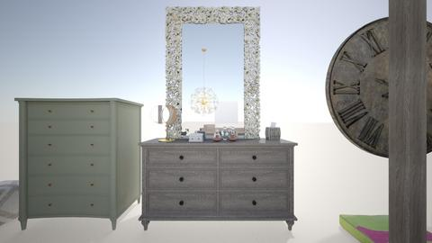 Keira Flaherty period 7 - Bedroom  - by lilg129class
