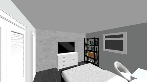Bradys New Room - Bedroom  - by Danikastone