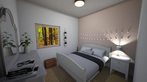 Averys Room - Country - Bedroom - by ClaireCora