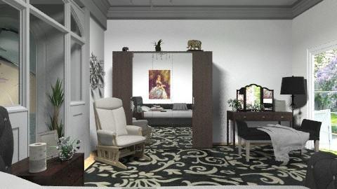 2113 - Classic - Bedroom  - by milyca8