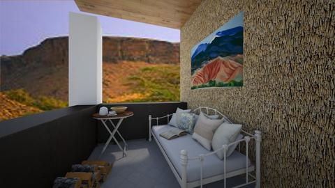 okeffe bed - Bedroom - by judsonek