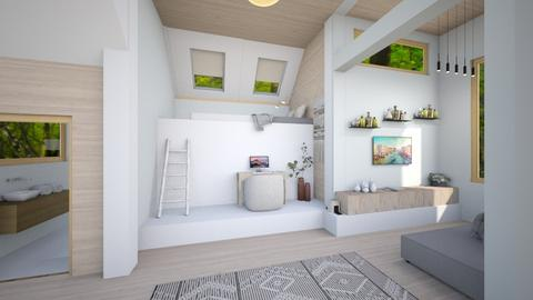 Tiny Home Contest Gaietta - Modern - by gaietta_aa