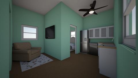 Mini Appartment - by cmj53