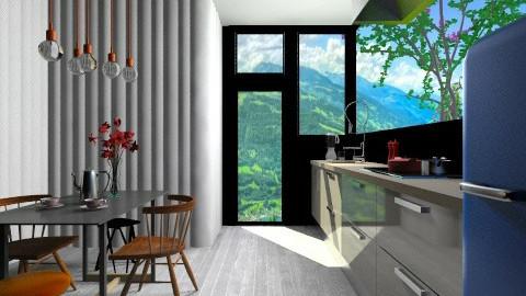Kitchen 4 Becker - Modern - Kitchen  - by 3rdfloor