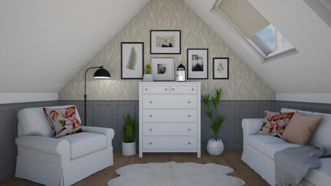 Small space - Living room  - by Laurika