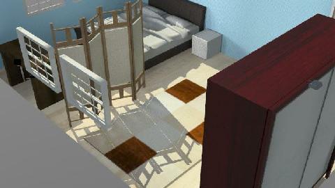Beachhouse - Bedroom - by simplistic