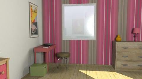 old31 - Retro - Living room - by ani_kapanova