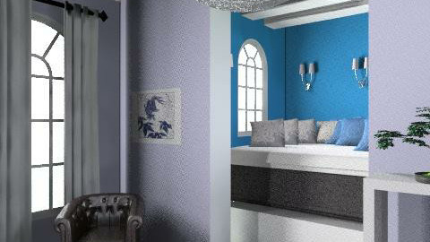 Alcove bed - Eclectic - Bedroom  - by Irena_S