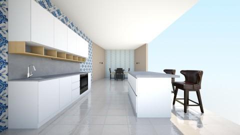 An Amazing Kitchen  - Classic - Kitchen  - by ilovepie