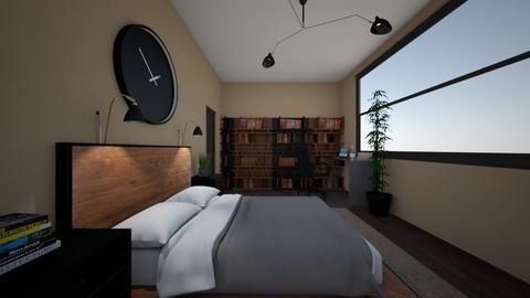 tdid - Bedroom  - by hrisi