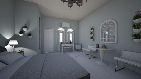 Shuler6 - Rustic - Bedroom  - by brookeshulerr