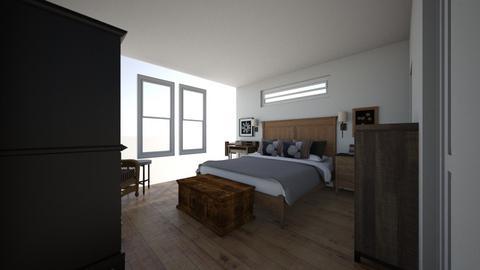 Bedroom no bay_May 10 - Bedroom  - by acarter0017