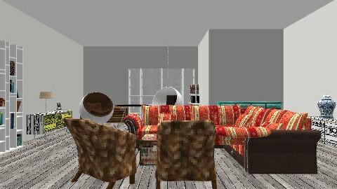 living room - Retro - Living room  - by adh20