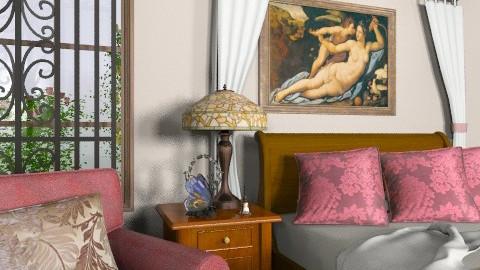 The windows - Classic - Bedroom  - by milyca8