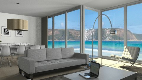 living room - Modern - Living room  - by fre82