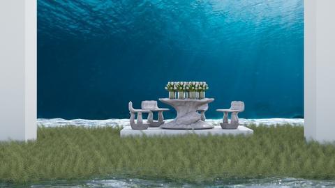 sea under - by malithu damsath