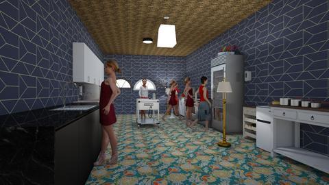kitchen - Kitchen  - by beata vania
