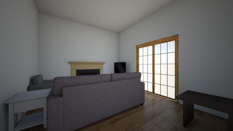 Lounge 1 - Living room  - by ashliestorm