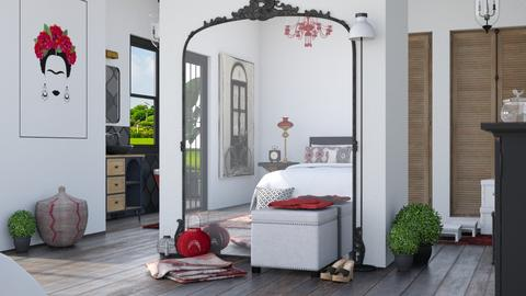 Lucia bedroom - Bedroom  - by Charipis home