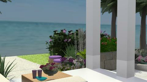 Beach Holiday - Modern - Garden  - by Open Spaces