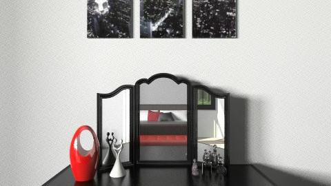 bedroom - Modern - Bedroom - by verkam