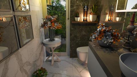 toilet - by Maria Helena_215