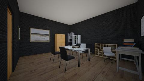 ROOM WOSATAA - Living room  - by alenawawdy