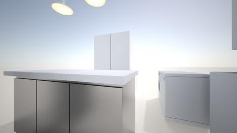 Kueche_SMILE_Entwurf_1 - Modern - Kitchen - by Rene Dutschke
