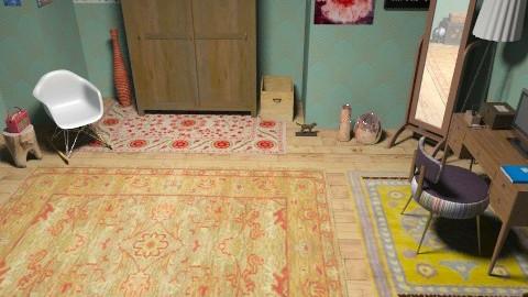 zazie - Vintage - Bedroom  - by zert123