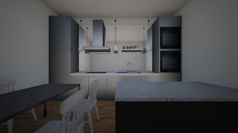 Kitchen Project 1 - Kitchen  - by jessierieken