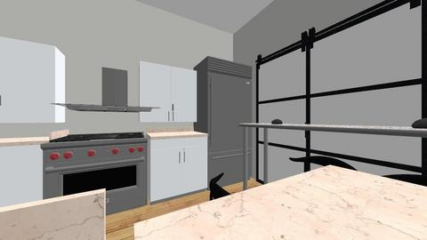 sim - Kitchen  - by nsdaniela