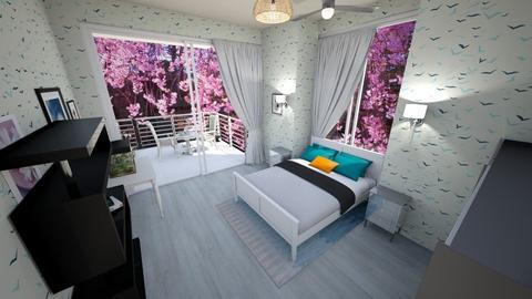 Air - Bedroom - by Ayayako