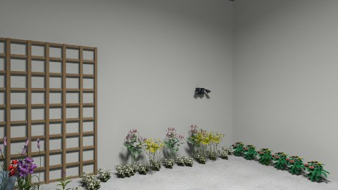jardim - Classic - Garden - by Guilherme Pires