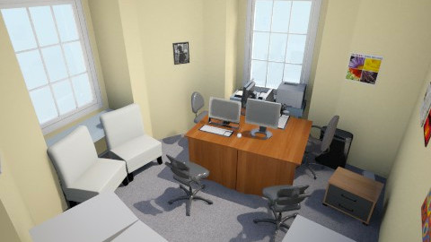 room45 v3 - Eclectic - Office  - by Declan Walsh