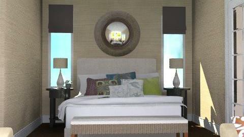 cotswolds bedroom 2 - Classic - Bedroom  - by ezamko