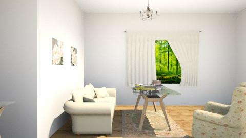 bbb - Modern - Living room  - by anastasia19