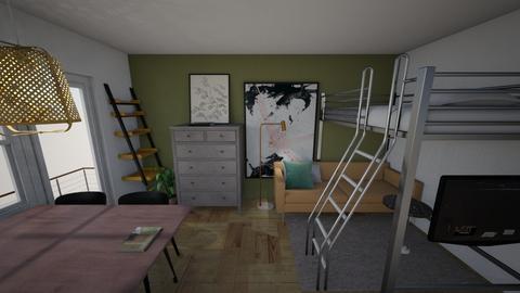 florens - Living room - by dressi93