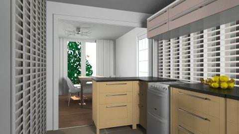 nibiru 30 - Minimal - Kitchen  - by domuseinterior