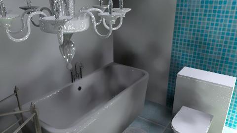 banjavčićeva kat1 - Eclectic - Bathroom  - by tatjana_novak