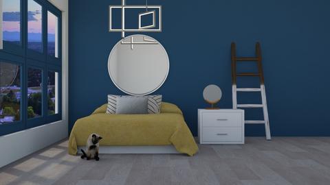Suburb Simplicity - by JarvisLegg