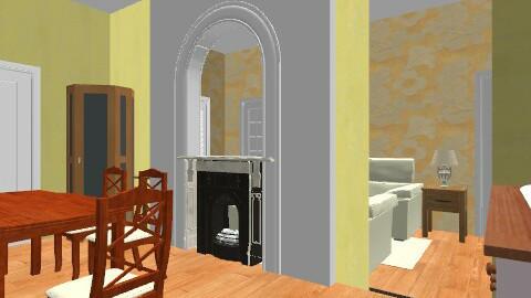kitchen - Glamour - Kitchen  - by louiseyvonne