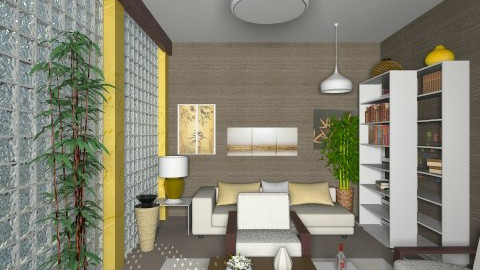 Small living room - Modern - by milyca8