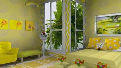 yy - Classic - Bedroom  - by asifgoldpk