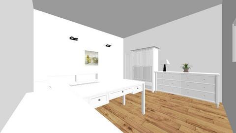 bedroom 2 - Kids room  - by Olgita888