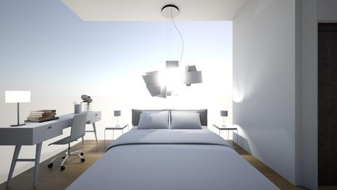 Master Bedroom PART 3 - Bathroom - by brianathedesigner