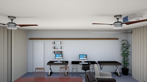 GARAGE - Office  - by flipmagickjzo