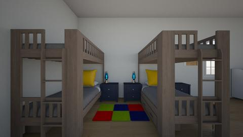 ume Amaiur    Maioa - Kids room  - by AmaiurAbarrategi_18
